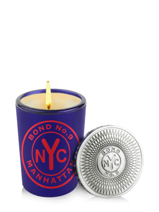manhattan scented candle