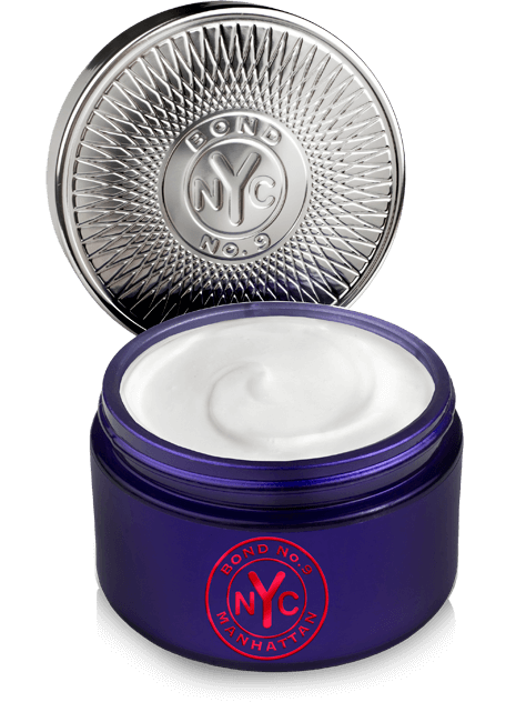BOND NO. 9 MANHATTAN SCENTED 24/7 BODY SILK