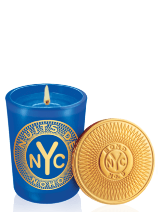 BOND NO. 9 NUITS DE NOHO SCENTED CANDLE